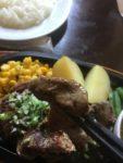 ニセコ1 ステーキとサラダバーのレストランin仁木町