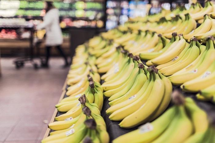 黒くなりすぎたバナナは食べないほうが良いと思う理由