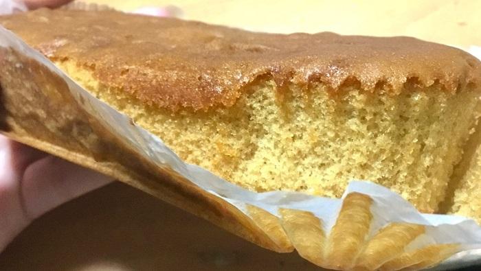 ふかふかメープルケーキ