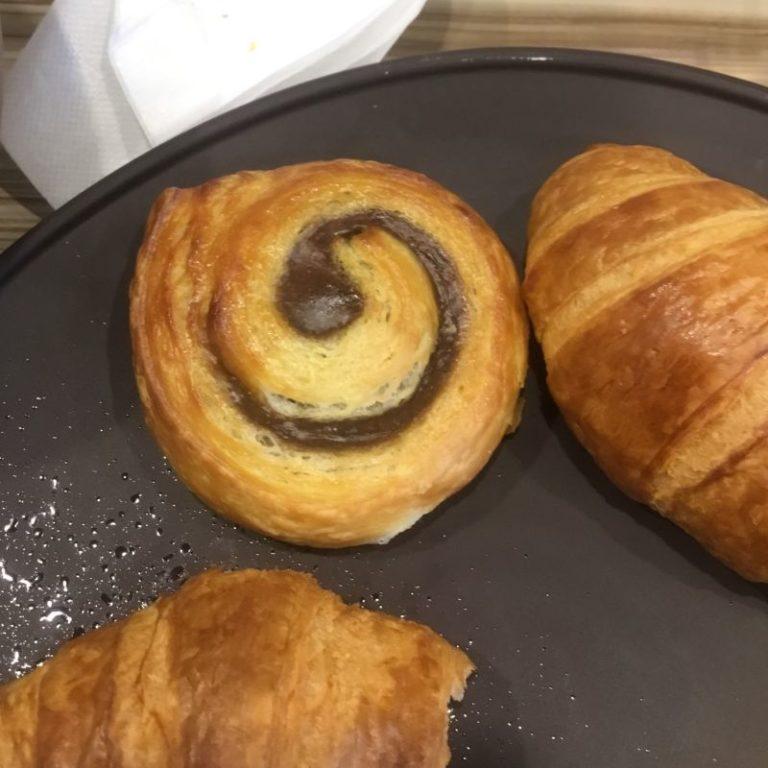 旭川スーパーホテルの健康朝食