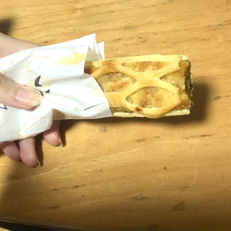 バニラたっぷり洋風焼き菓子