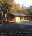 北海道神宮。紅葉が綺麗な神宮茶屋