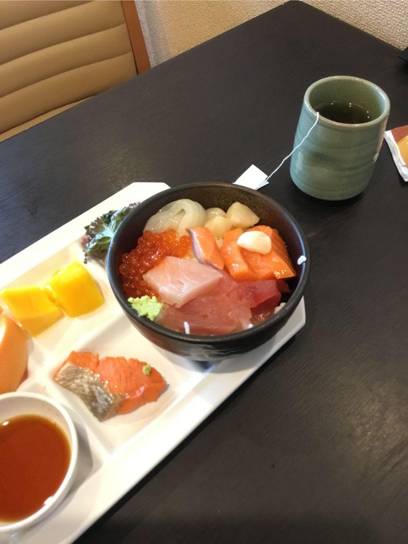 ニセコアルペンホテルの朝ご飯