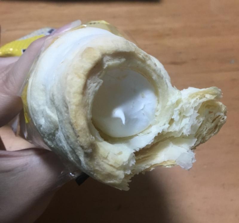 ヤマザキのパイミルクコロネ