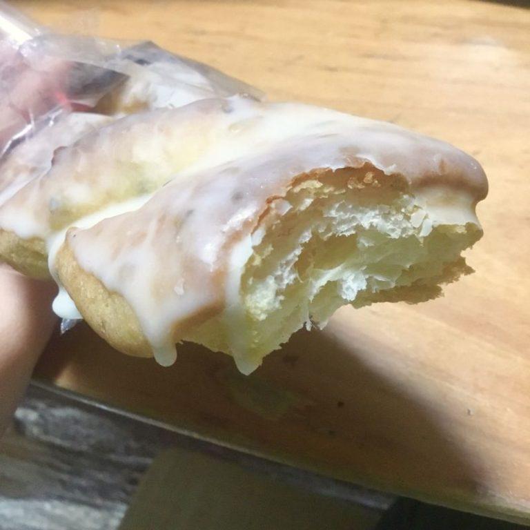 カリッとシュガーなクッキー。アーモンドクッキーツイストのレビュー