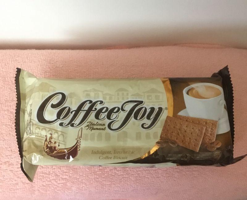 ブレイクタイム、コーヒークッキーのレビュー