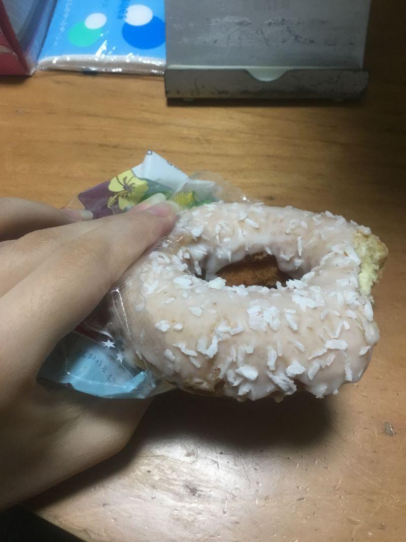 エスニック!ココナッツドーナツ